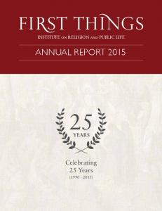 annual report 2015 - SLIDEBLAST.COM