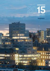 annual report - Heijmans