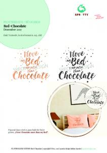 Bed+Chocolate