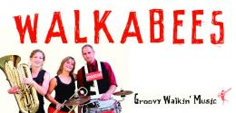 Berliner Walk-Act-Trio - Walkabees