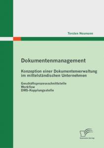 Dokumentenmanagement: Konzeption einer