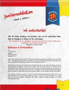 Juniorsoldaten