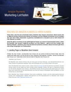 Marketing-Leitfaden