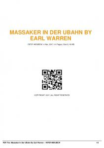 massaker in der ubahn by earl warren -70pdf-midubew  AWS