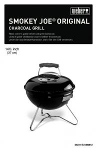 smokey joe® original - Kugelgrill Test