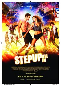 Step Up All In 176x257cm