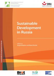 Sustainable Development in Russia