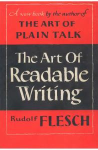 The Art of Readable Writing - DC135