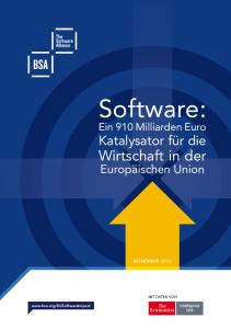The Economic Impact of Software - BSA | The Software Alliance
