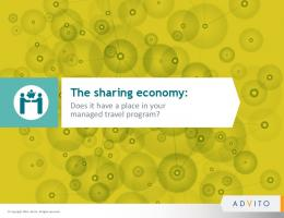 The sharing economy - VDR