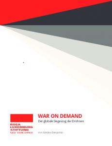 war on demand - rosa luxemburg stiftung nyc